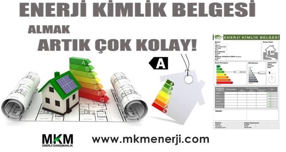 Mkm enerji danişmanlik enerji kimlik belgesi ekb